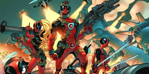 I Can't Believe It's Not Deadpool: The 15 Best Non