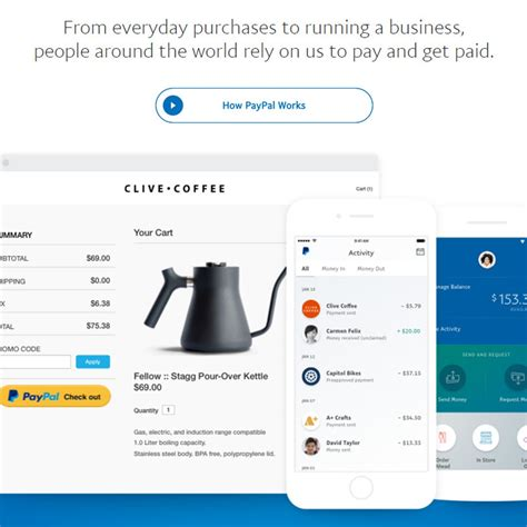 PayPal Alternatives and Similar Apps and Websites