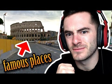 Exploring Famous Places Fast   Geoguessr - YouTube