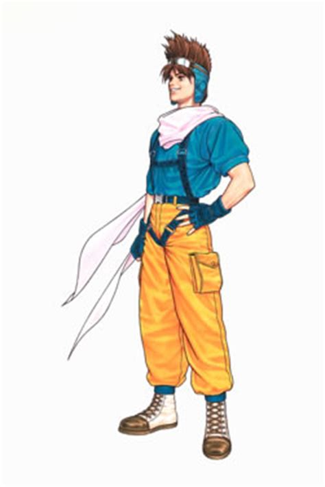 Alfred Airhawk (Real Bout Fatal Fury)