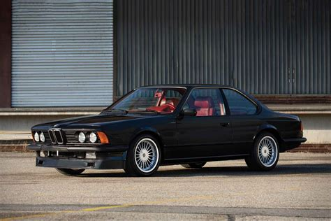 1987 BMW Alpina B7 Turbo Coupe | Uncrate