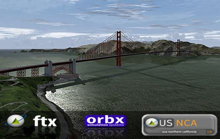 Orbx releases Northern California scenery addon for