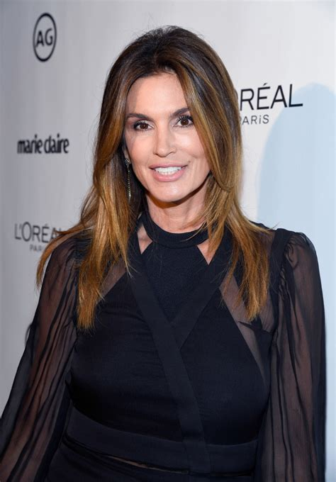 Cindy Crawford - Cindy Crawford Photos - Marie Claire's
