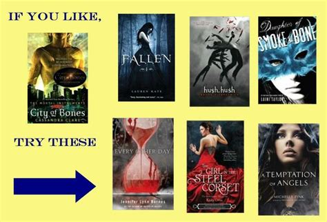 If You Liked 'Divergent,' 'The Mortal Instruments' And
