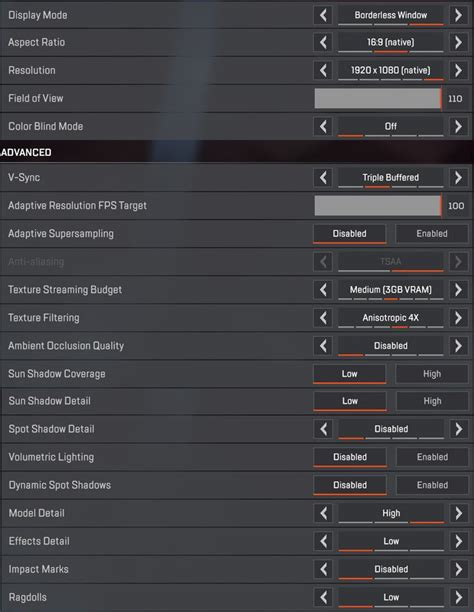 Apex Legends - How to increase the FPS