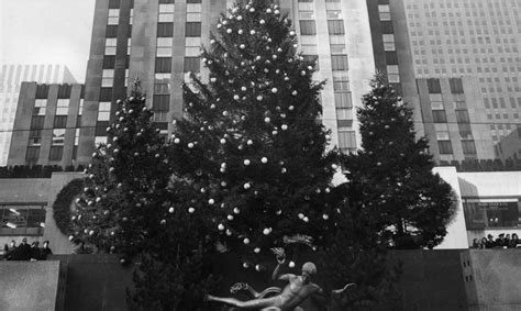 The History of the Rockefeller Center Christmas Tree, a