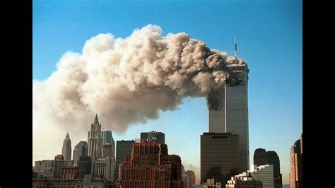 SEPTEMBER 11th (9/11/2001): THE TWIN TOWERS - WORLD TRADE