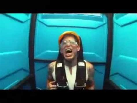 Dixi Klo Bungee Jumping - YouTube