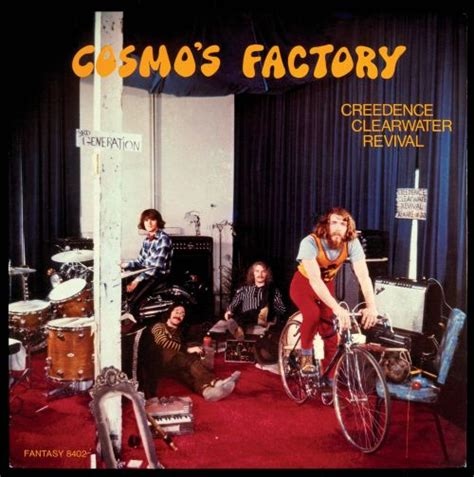 Cosmo's Factory - Creedence Clearwater Revival | Songs