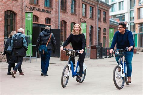 More and more people use the bike for transport - Norway Today