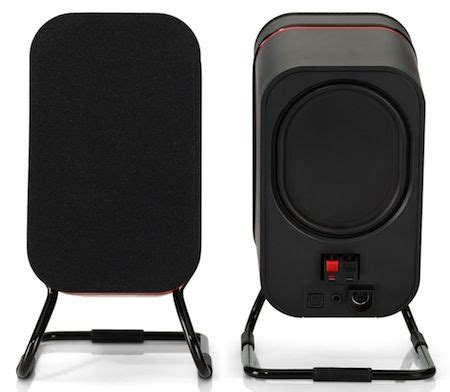Tiny speakers, big bass - Audyssey's mad little Lower East