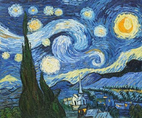 Shopping vincent van gogh starry night iv painting