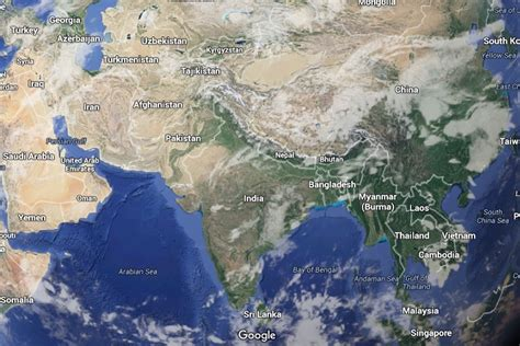 Morocco university wrongly shows undivided India map | The