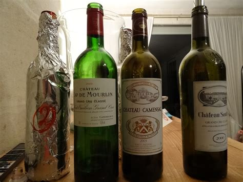 Bordeaux Wine Experience Day 1: Masterclass Tasting and