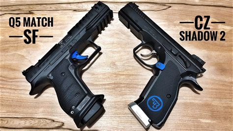 CZ Shadow 2 vs Walther Q5 Match Steel Frame - If I Could