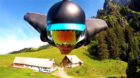 What Is Your Greatest Fear? - Wingsuit Proximity - Dying
