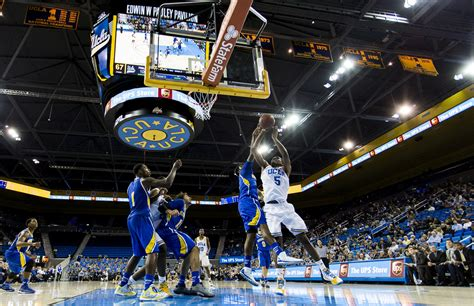 UCLA basketball's 2015-2016 Pac-12 schedule announced