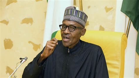 President Buhari's Live Broadcast, Straight to the Point