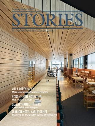 STORIES 2019 By Nordic Property Management - Issue 2 by