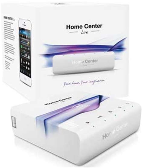 Fibaro Launch New Home Center Lite Home Automation