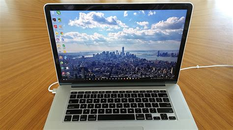 How to upgrade an old MacBook Pro to Windows 10 - Altova Blog