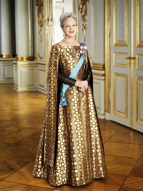 Her Majesty Queen Margrethe II of Denmark Inaugurates a
