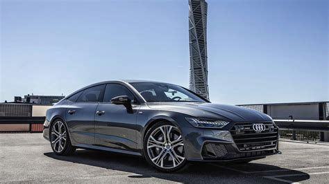 Audi A7 Sportback With Black Pack Heads To Sweden For