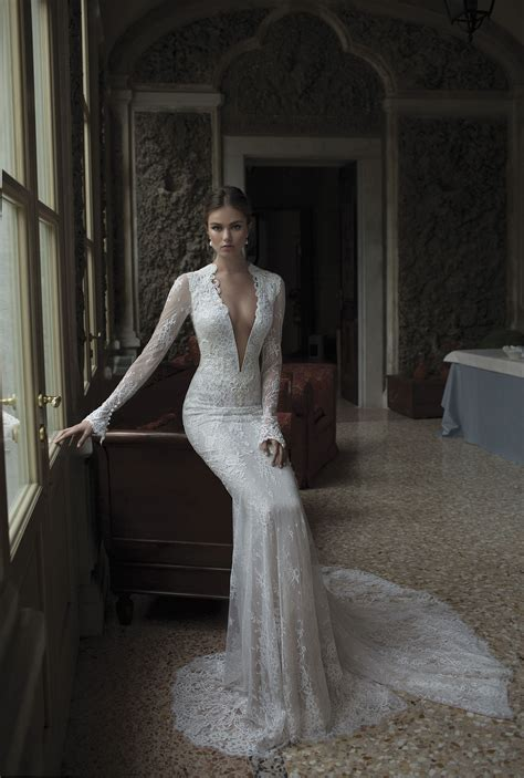 Stunning New 2014 Winter Collection from Berta Bridal - Nu