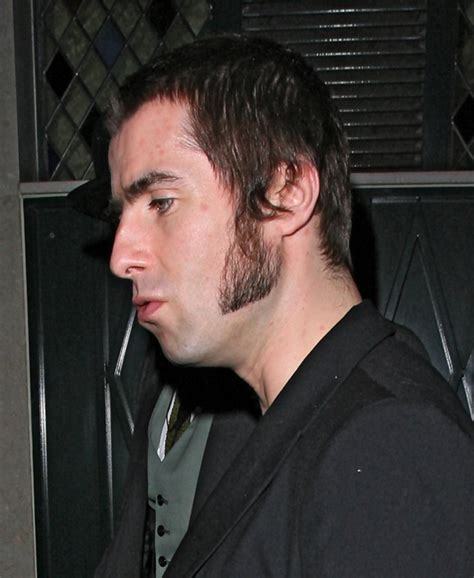 Liam Gallagher in Liam Gallagher, Wife And Prodigy Lead