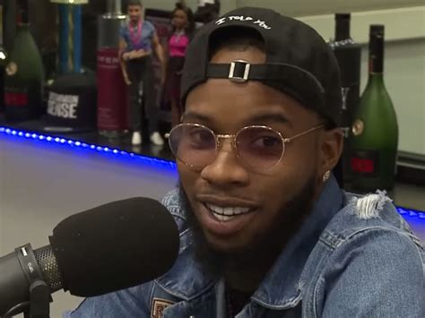 """Tory Lanez Explains Why His """"I Told You"""" Album Is Listed"""