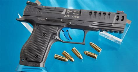 Test: Walther Q5 Match SF Champion   all4shooters