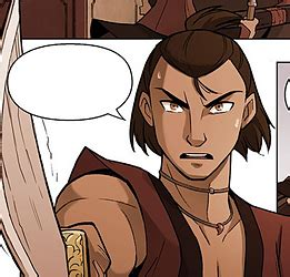 Avatar: The Last Airbender: Comic Characters / Characters