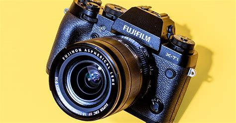 Review: Fujifilm X-T1   WIRED