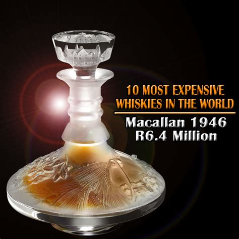 Top 10 most expensive Whiskies in the world - Umdlalo Lodge