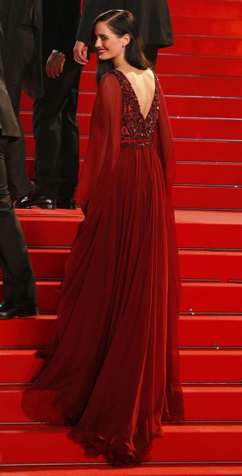 EVA GREEN at The Salvation Premiere at Cannes Film