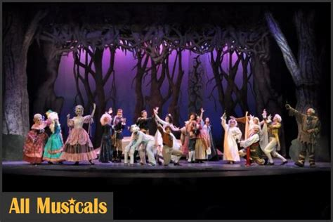 Into the Woods Photos - Broadway musical