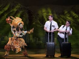 The Book of Mormon - Broadway | Tickets | Broadway