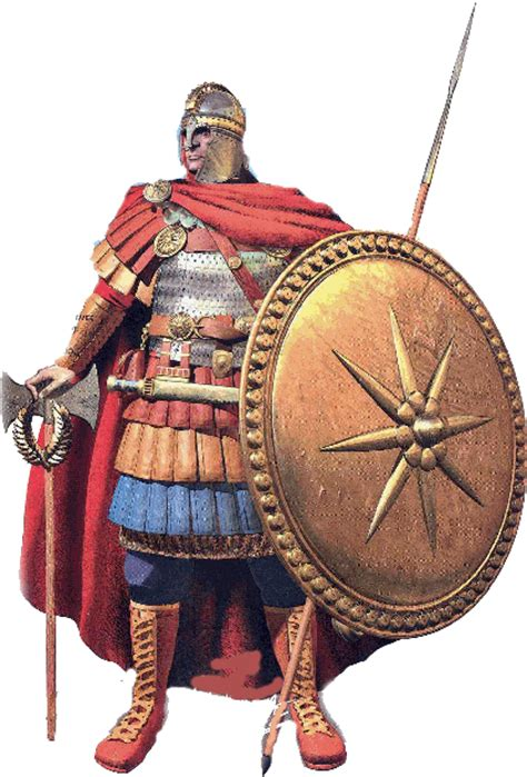 The Spartan Spirit – military history of Greece and the