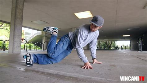 How to Breakdance | Footwork Combination | Intact