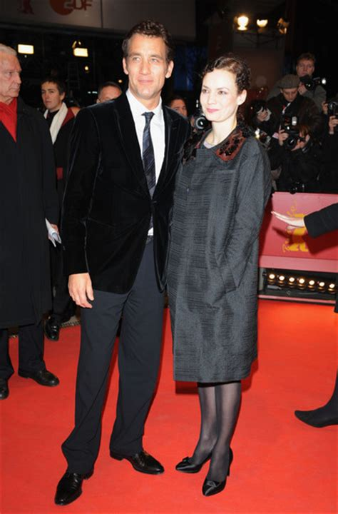 Clive Owen in Details: I fell in love with my wife at