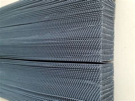 Folded Fiberglass Window Screen for Holding Up Insects