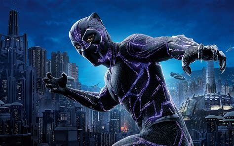 Black Panther Movie 4K 8K Wallpapers | HD Wallpapers | ID