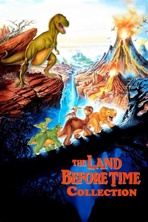 The Land Before Time Collection (1988-2016) — The Movie