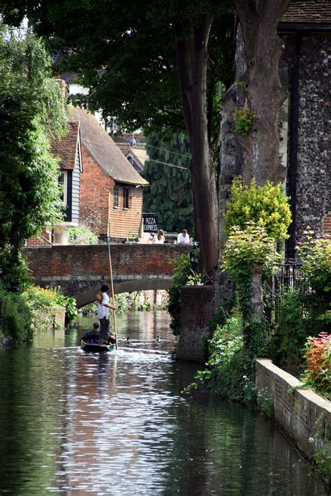 River Stour, Canterbury | More of my photos at www