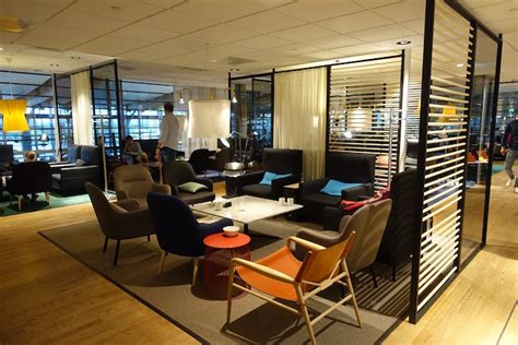Review: SAS Lounge Oslo Airport - One Mile at a Time