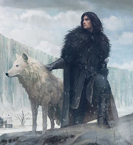 Jon Snow - A Wiki of Ice and Fire