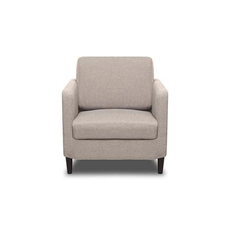 Ivy Bronx Clermont Armchair & Reviews | Wayfair | Taupe
