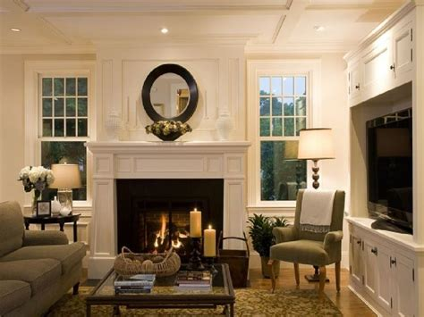 living room placement of furniture fireplace - Google