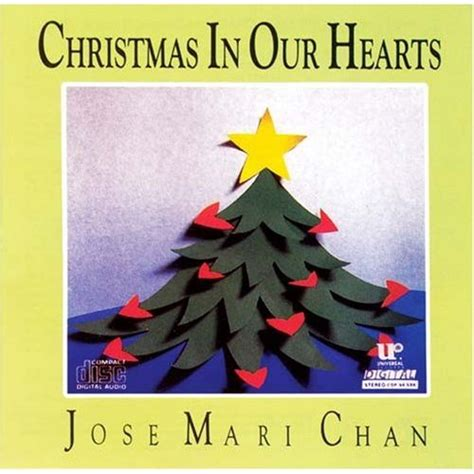 """Universal Records Blog: Jose Mari Chan's """"Christmas In Our"""