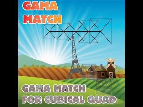GAMA MATCH FOR CUBICAL QUAD - HOME MADE - YouTube